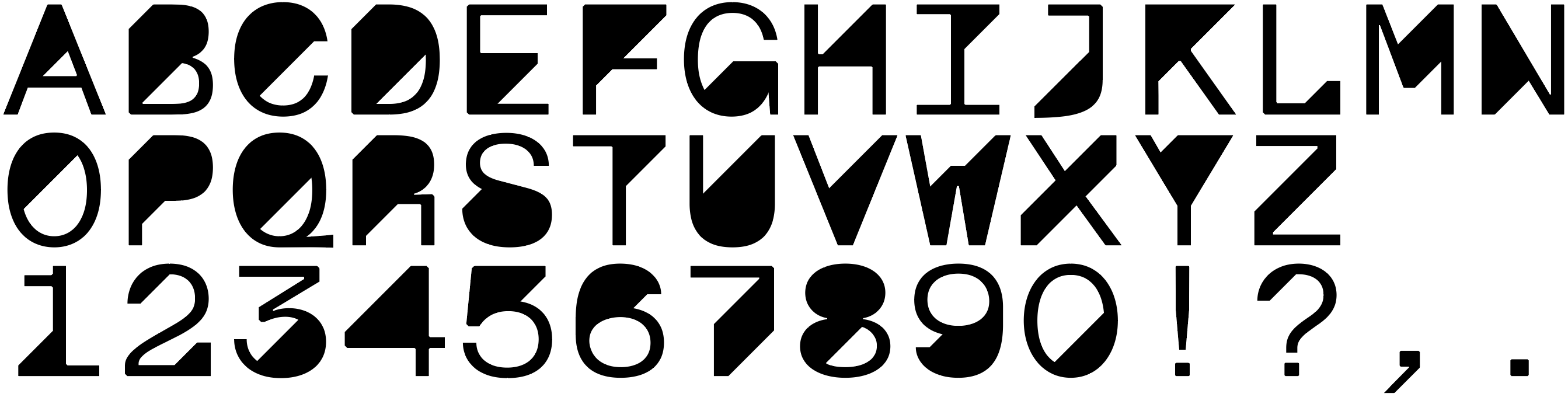 Dare alfabeto