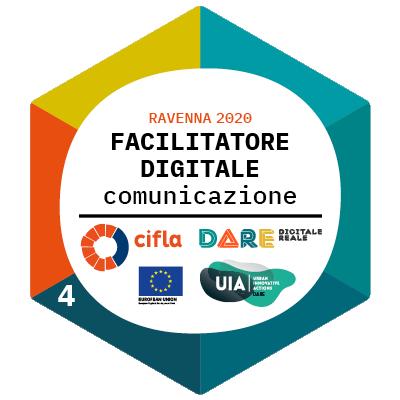Facilitatore Digitale - Livello 4 - Comunicazione
