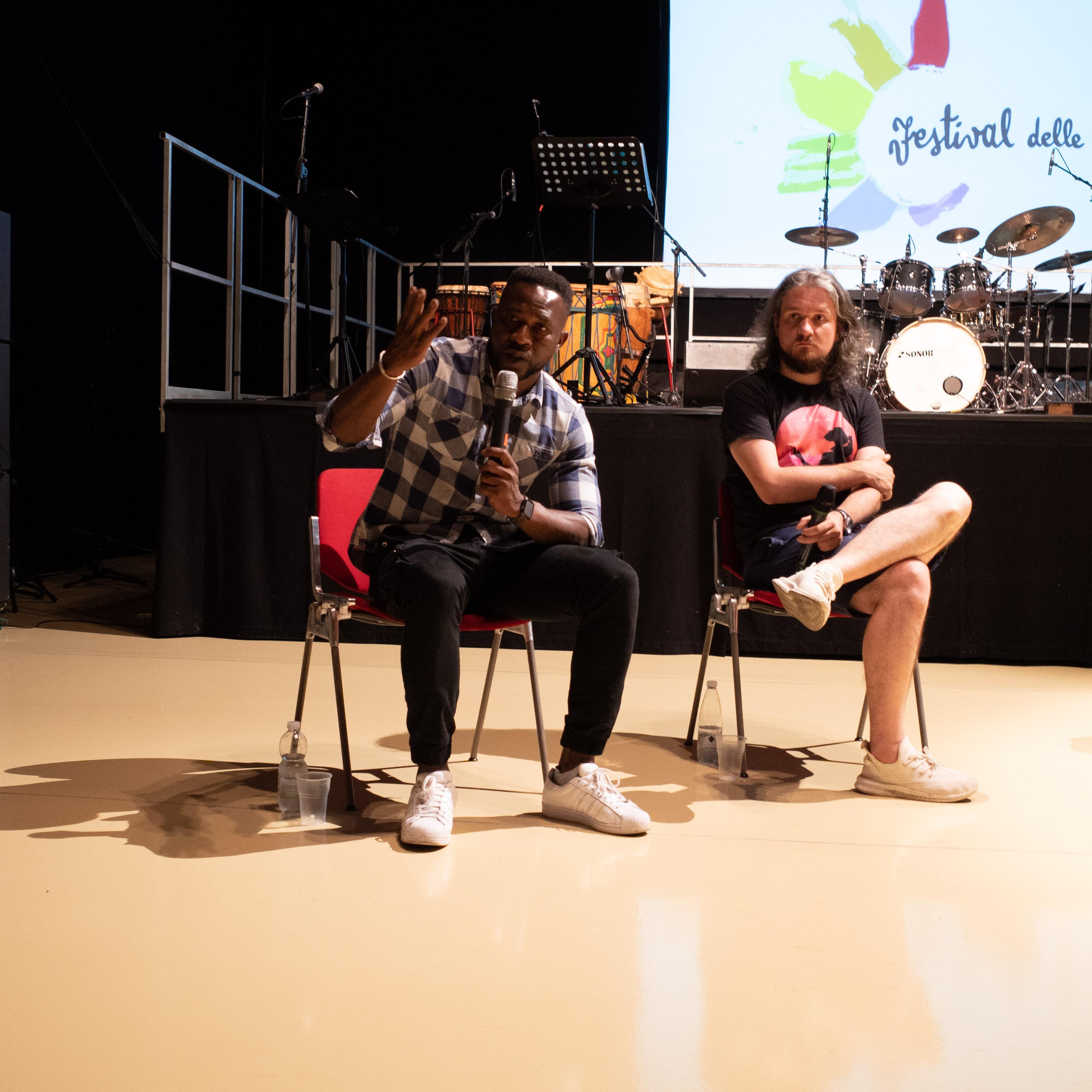 Soumalia Diawara e Adrian Fartade