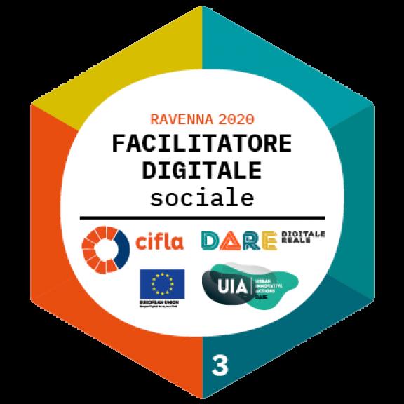 Facilitatore Digitale - Livello 3 - Sociale